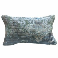 "12"" x 18"" Blue Kermin Pillow"