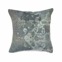 "18"" Square Blue Kermin Pillow"