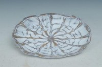 """14"""" Round Tropical Polystone Plate"""