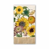 """8"""" x 4"""" Sunflower Guest Towel"""