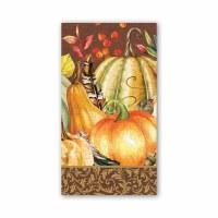 """8"""" x 4"""" Sweet Pumpkin Guest Towel"""
