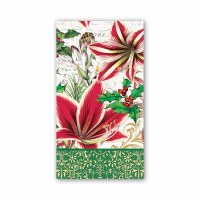"""8"""" x 4"""" Merry Christmas Guest Towel"""