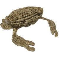 """15"""" Natural Crab Shaped Basket"""