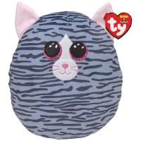"14"" TY Squish-A-Boos Kiki The Cat"