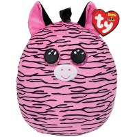 """14"""" TY Squish-A-Boos Zoey The Zebra"""