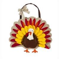 """17"""" Turkey Door Hanger"""