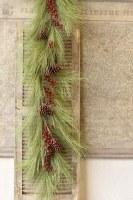 6' Long Needle Pine Garland