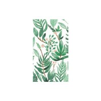 40 Count Floral Cadence Guest Towel