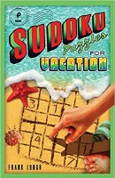 Sudoku Puzzles For Vacation Book