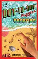 Dot-To-Dot Puzzles For Vacation Book