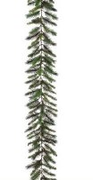 9' Faux Green Imperial Pine Garland