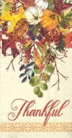 Fall Thankful Gathering Guest Towels