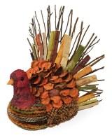 """6"""" Multicolor Twig Turkey"""