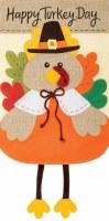 Mini Turkey With Legs Flag