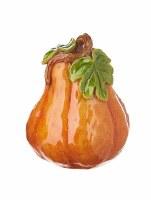 "9.5"" Orange Pumpkin"