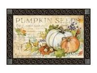 Pumpkin Seed Doormat