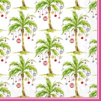 Ornament Palm Lunch Napkin