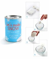 "3.5"" Fake Snow Can Kit"