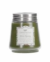 4 oz Silver Spruce Petite Candle Jar