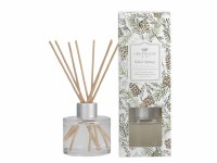 4 oz Silver Spruce Reed Diffuser Kit