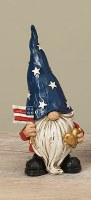 "6"" American Gnome With Flag"