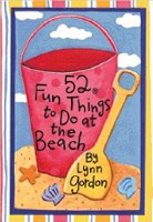 52 Fun Things To Do At The Beach Deck of Cards
