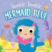 Twinkle, Twinkle, Mermaid Blue