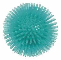 "2"" Round LED Green Sea Urchin Ball"