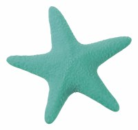 "5"" Green Super Stretchy Starfish"