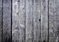 """20"""" x 28"""" Gray Barnwood Washable Rug"""