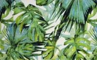 """20"""" x 28"""" Green Paradise Washable Rug"""