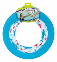 """16"""" Round Blue Aqua Flinger Ring"""