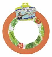"""16"""" Round Orange Aqua Flinger Ring"""