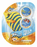 Yellow Zwimmers Fish