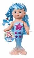 "9"" Blue Mermaid Doll"