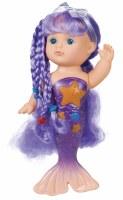 """9"""" Purple Mermaid Doll"""