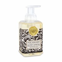 17.8 oz Honey Almond Foaming Hand Soap