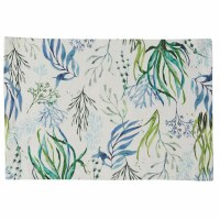 "13"" x 19"" Blue and Green Oceana Placemat"