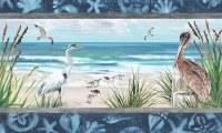"""18"""" x 30"""" Shore Birds Doormat"""