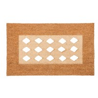 "18"" x 30 Coir Sassafras Natural Tray"