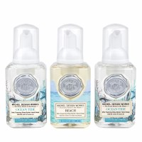 4.7 oz Set of 3 Ocean Tide and Beach Foaming Hand Soaps