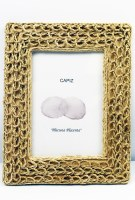 """5"""" x 7"""" Natural Rope Weave Picture Frame"""