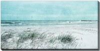 """30"""" x 60"""" Beach Day Canvas Wall Art"""