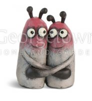 "4"" Best Friends For Life Hugs Blob"