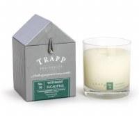 7 oz Watermint Eucalyptus Poured Candle Jar