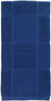 "26"" x 16"" T-Fal Blue Solid Cotton Kitchen Towel"