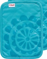 "9"" T-Fal Breeze Cotton and Silicone Medallion Pot Holder"
