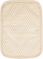 "9"" Ritz Latte Cotton With Silicone Dots Pot Holder"