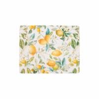 "13"" x 16"" Lemon Grove Hardboard Placemat"
