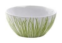 "5"" Round Seagrass Melamine Bowl"